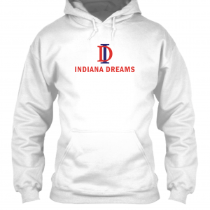 Protected: Indiana Dreams ID Logo Moisture Wicking Hoodie