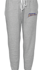 Indy Edge Jogger pants – Athletic Heather, Large