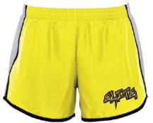 Elite softball Embroidered Ladies Pulse team shorts