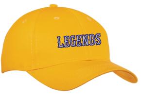 Indiana Legends softball twill hat