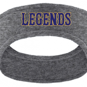Legends gray headband