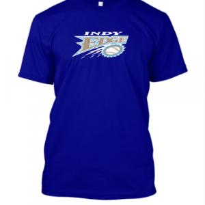 T shirt edge navy