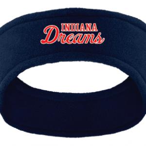 dreams navy headband